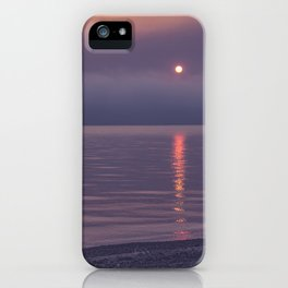 Looking Through Thoughts iPhone Case