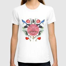 Flora & Fauna T-shirt