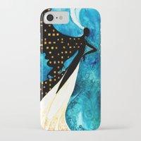 dreamcatcher iPhone & iPod Cases featuring Dreamcatcher by Verismaya
