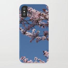 Sakura Blossoms iPhone Case