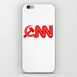 Communist News Network iPhone Skin