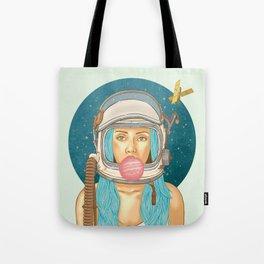 Bubblerella Tote Bag