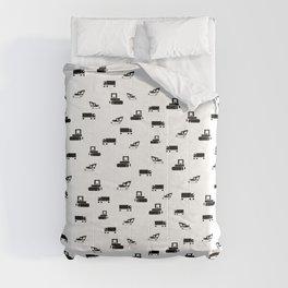 Boys Toys Comforters
