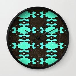 Art moist Jet CHICNESS Wall Clock
