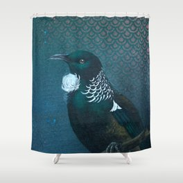 Tui & Scallops  Shower Curtain