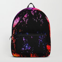 FIRE AT NIGHT Backpack