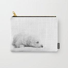 Fay // Golden Retriever Carry-All Pouch