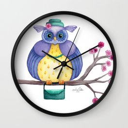 Ladies Night Out 3 Wall Clock