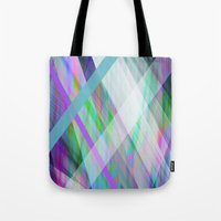 rave Tote Bags featuring Crystal Rave by GS Designs