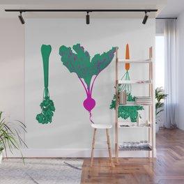 Veggies Wall Mural