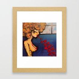 Love Hangover Framed Art Print