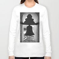 tinker bell Long Sleeve T-shirts featuring Bell by Tiço_Ramos