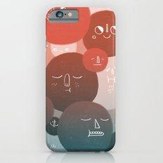 Blood Cells Slim Case iPhone 6s