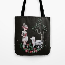 The Easter Lamb Tote Bag