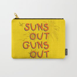 Guns Out Carry-All Pouch