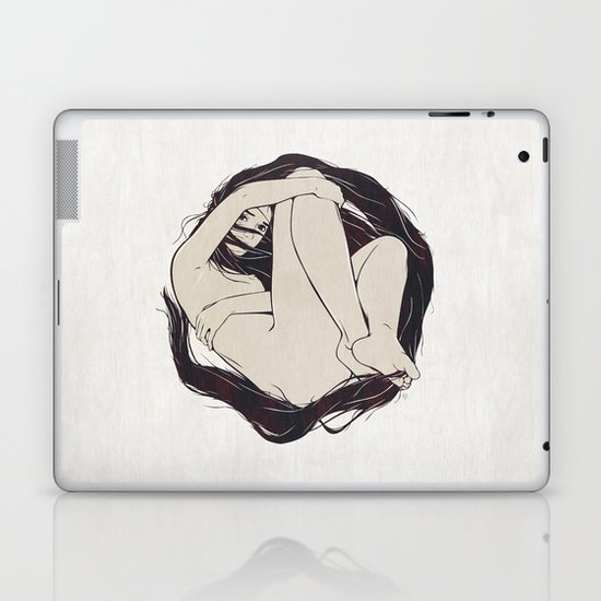 My Simple Figures: The Circle Laptop & iPad Skin
