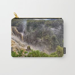 Roaring water at Barron Falls Carry-All Pouch