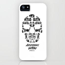 Kitten Skull iPhone Case