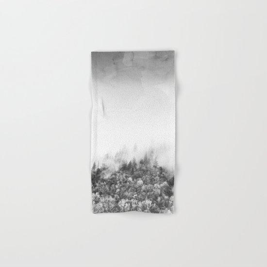 Monochromatic Landscape Hand & Bath Towel