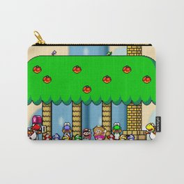 Super Mario World Carry-All Pouch