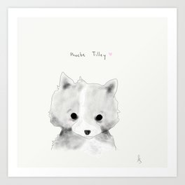 phoebe tilley Art Print