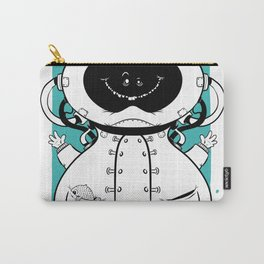 Mr. Hoodie Carry-All Pouch