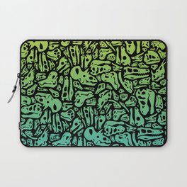 Fossils Laptop Sleeve