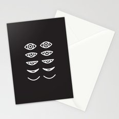 Eyes in Motion Stationery Cards