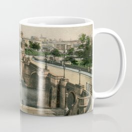 York general view and castle 1900 Coffee Mug