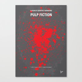 No067 My Pulp Fiction MMP Canvas Print