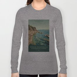 Bruce Peninsula National Park Long Sleeve T-shirt