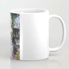 On the wall ... Mug