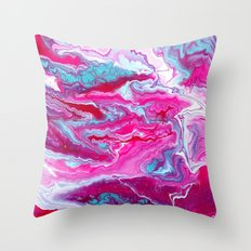 UnicornFrap Throw Pillow
