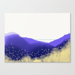Pollen Count Canvas Print