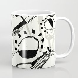 Freezing in Sunlight Coffee Mug