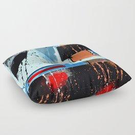 PORSCHE 917 K Le Mans Floor Pillow