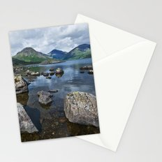 Wastwater English Lake District Stationery Cards