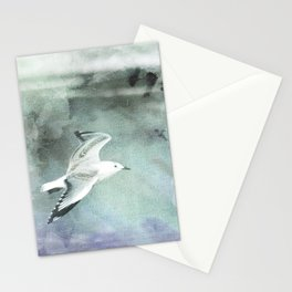Stormy Flight Stationery Cards
