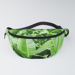 Tobacco field Fanny Pack