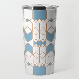 Patternbronze #1 Travel Mug