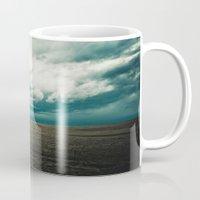 montana Mugs featuring Montana Sky by Emerald Shatto