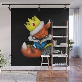 King Conker [Conker's Bad Fur Day Fan Art] Wall Mural