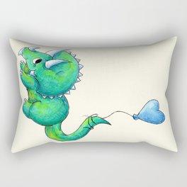 Balloon for Baby (Boy) Rectangular Pillow