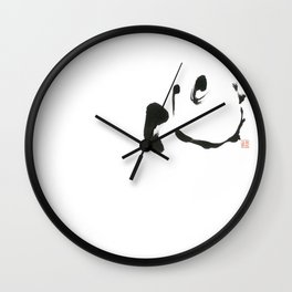 こころ~heart~ Wall Clock