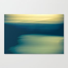 The Moment Before Twilight Canvas Print