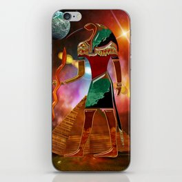 Ancient Secrets THOTH 3D Scifi Egyptian iPhone Skin