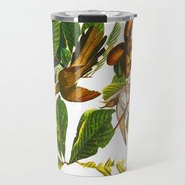 Yellow-billed Cuckoo Bird Travel Mug