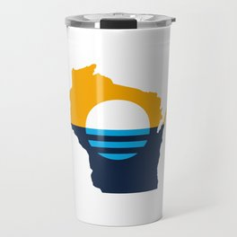 Milwaukee Wisconsin Travel Mug