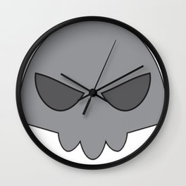 Bully Wall Clock