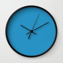 322. Hanada-iro (Flower Field-Color) Wall Clock